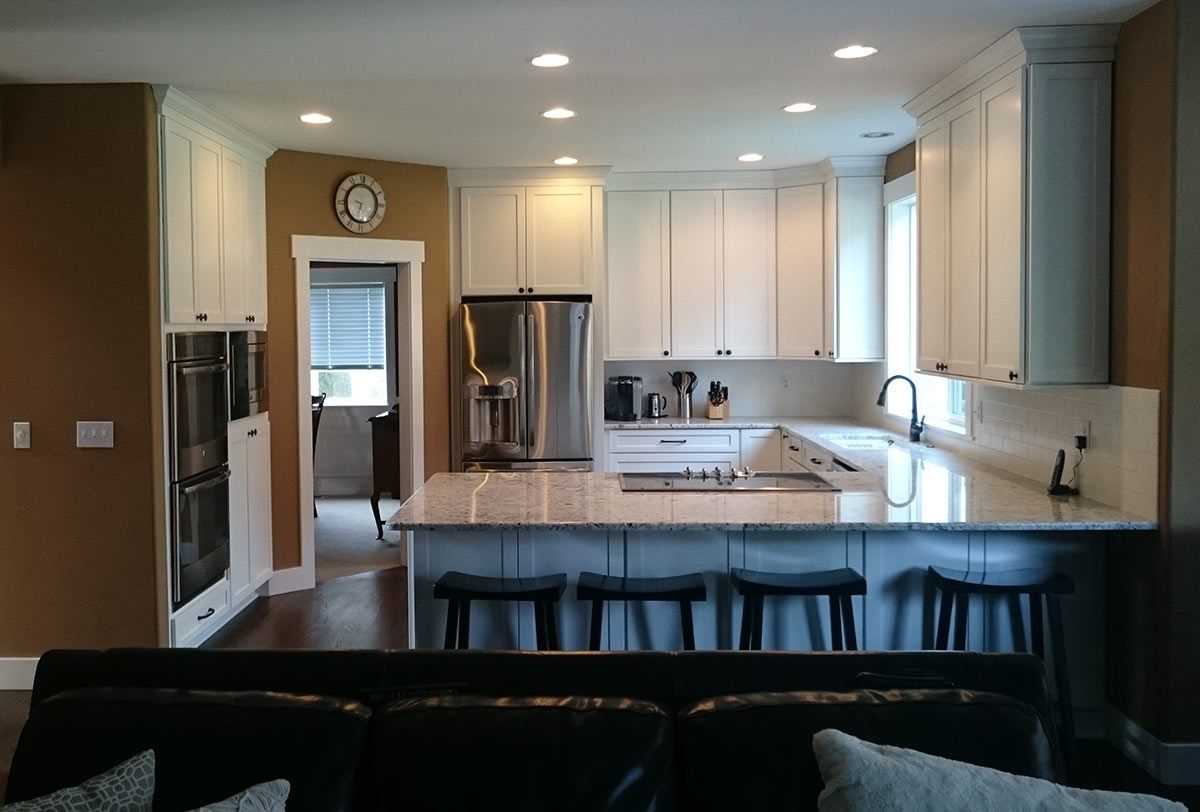 A Nu Look Remodeling Tacoma Puyallup Puget Sound