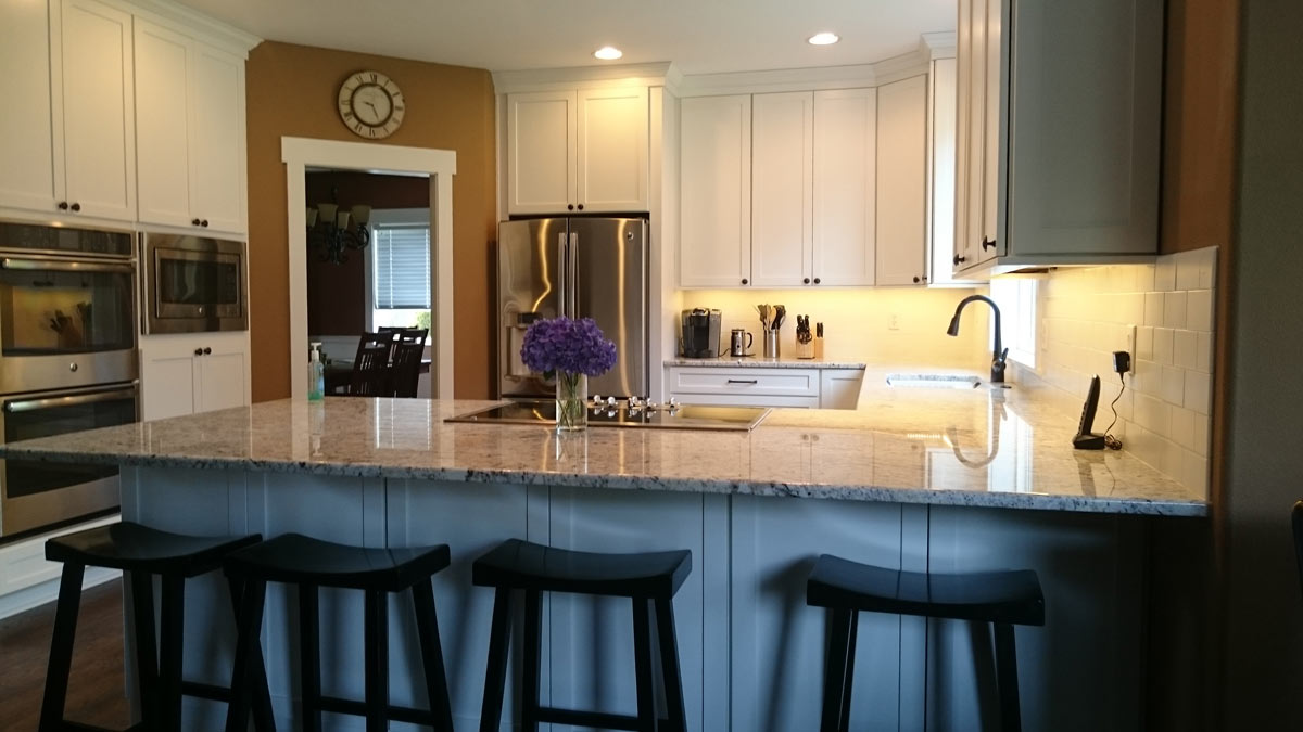 Beautiful Kitchen Remodel   A Nu Look Remodeling