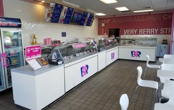 Baskin Robbins Remodel